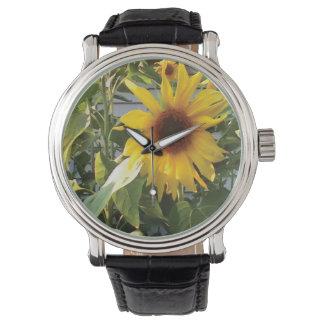 Sunflower Watch
