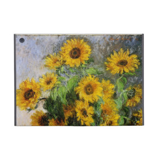 Sunflowers, 1881 by Monet. iPad Mini Cover
