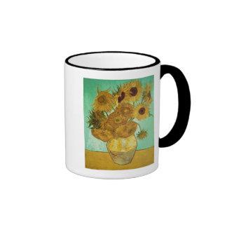 Sunflowers 1888 mugs