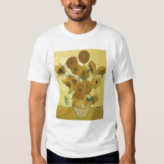 Sunflowers, 1888 t-shirts