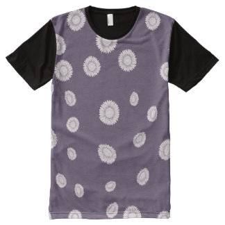 Sunflowers All-Over Print T-Shirt