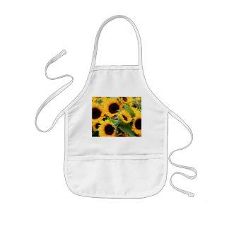 Sunflowers Apron