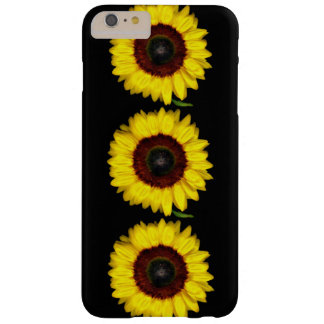 Sunflowers Barely There iPhone 6 Plus Case