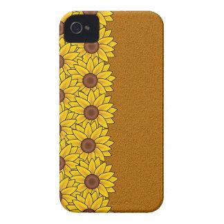 Sunflowers Blackberry Bold case - customize