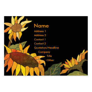 SunFlowers Business Cards