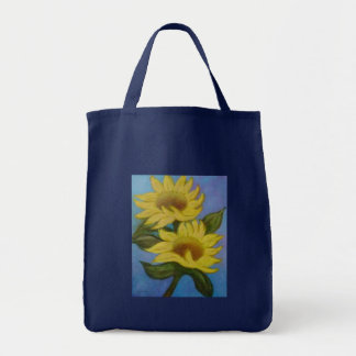 Sunflowers by Laurie Mitchell Tote Bag
