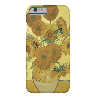 Sunflowers by Vincent Van Gogh iPhone 6 Case
