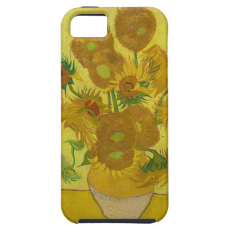 Sunflowers by Vincent van Gogh iPhone 5 Cases