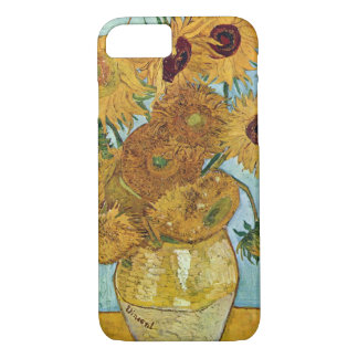 Sunflowers by Vincent Van Gogh iPhone 8/7 Case