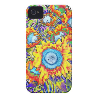 Sunflowers Case-Mate iPhone 4 Cases