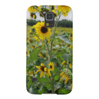 Sunflowers Cases For Galaxy S5