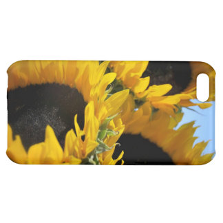 Sunflowers Cover For iPhone 5C
