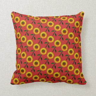 Sunflowers Cushion