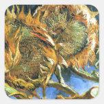 Sunflowers F. 376 ~ Van Gogh