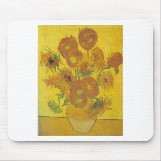 Sunflowers F. 458 ~ Van Gogh Mousepads