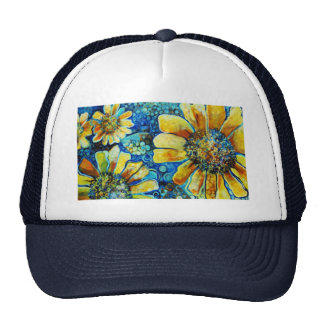 Sunflowers, Fine Art Products Trucker Hat