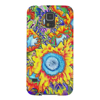 Sunflowers Galaxy S5 Cases