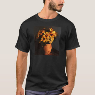 Sunflowers in vase T-Shirt