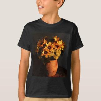 Sunflowers in vase T-Shirt
