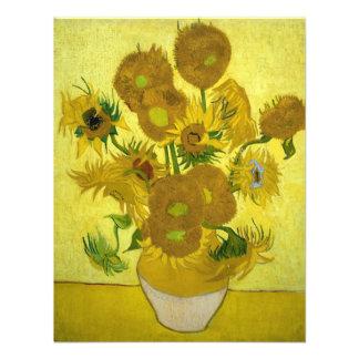 Sunflowers Invitation