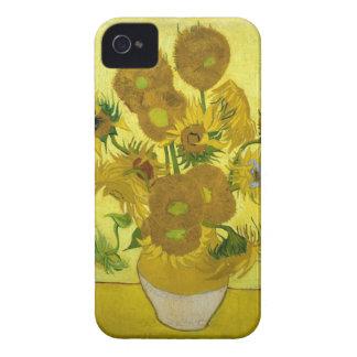 Sunflowers iPhone 4 Case