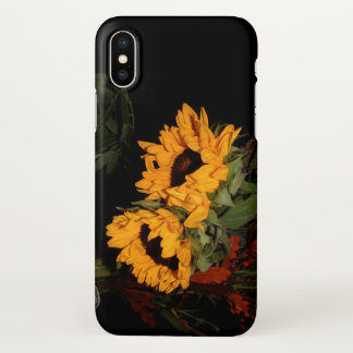 Sunflowers iPhone X Case