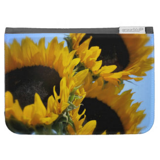 Sunflowers Kindle 3G Cases