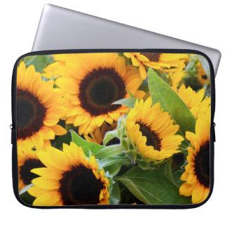 Sunflowers Laptop Computer Sleeve