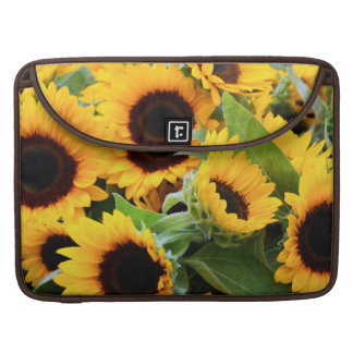Sunflowers MacBook Pro Sleeves