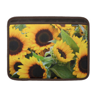Sunflowers MacBook Sleeve