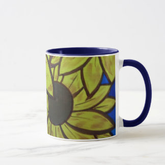 """Sunflower's"" Mug"
