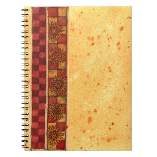 Sunflowers - Notebook