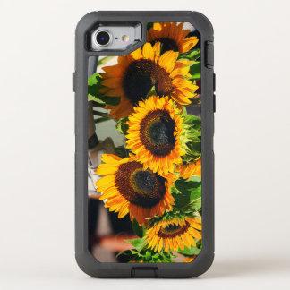 SunFlowers OtterBox Defender iPhone 8/7 Case