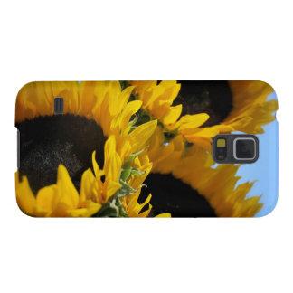 Sunflowers Samsung Galaxy Nexus Barely There Case Galaxy Nexus Cases