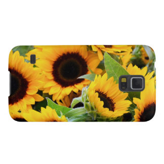 Sunflowers Samsung Galaxy Nexus Barely There Case Galaxy S5 Covers
