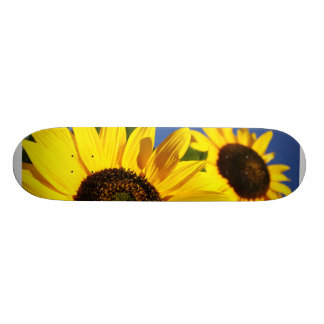 Sunflowers Skateboard