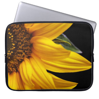 Sunflowers - Sunflower Customized Template Blank Laptop Sleeve