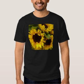 Sunflowers Tee Shirts