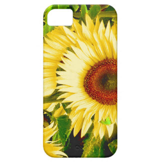Sunflowers -the flower for a 3rd anniversary iPhone 5 case