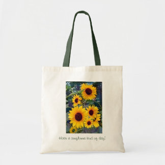 Sunflowers Tote Bag