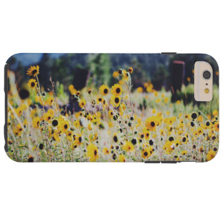 Sunflowers Tough iPhone 6 Plus Case