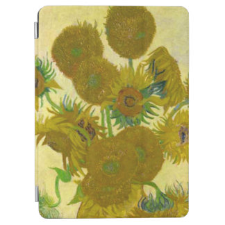 Sunflowers Vincent Van Gogh Classic Art iPad Air Cover