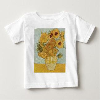 Sunflowers - Vincent Van Gogh T-shirts