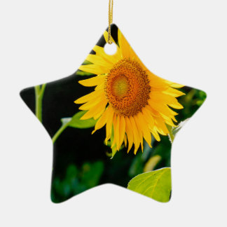 Sunfower Christmas Ornament