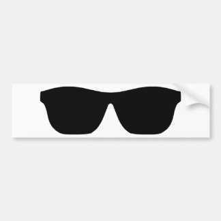 Sunglasses Bumper Sticker