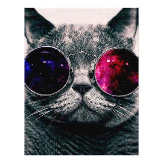 "sunglasses cat 8.5"" x 11"" flyer"