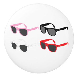Sunglasses Ceramic Knob