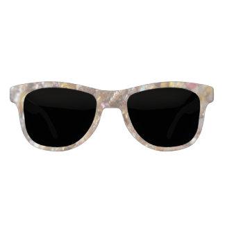 Sunglasses- Earth Tones Bead Print Sunglasses
