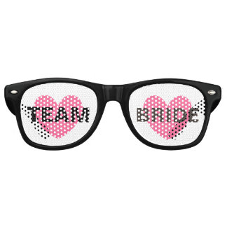 Sunglasses - Heart Team Bride