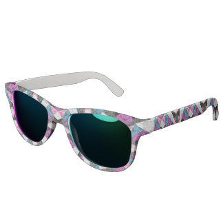 Sunglasses Marble Geometric Background G438